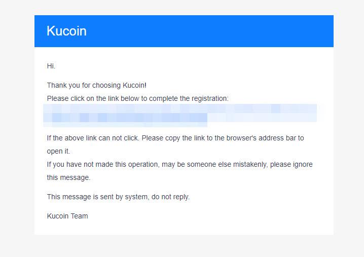 jak założyć konto na giełdzie kryptowalut KuCoin poradnik
